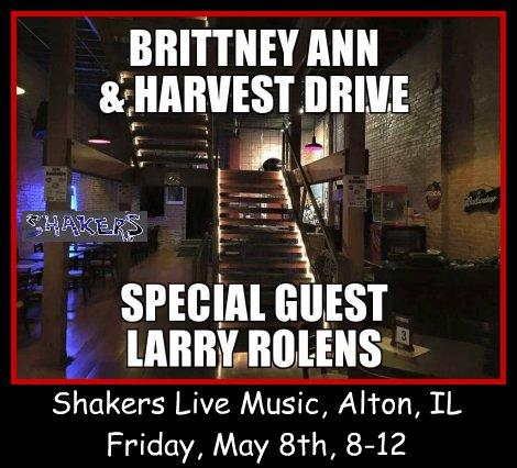 Harvest Drive 5-8-15