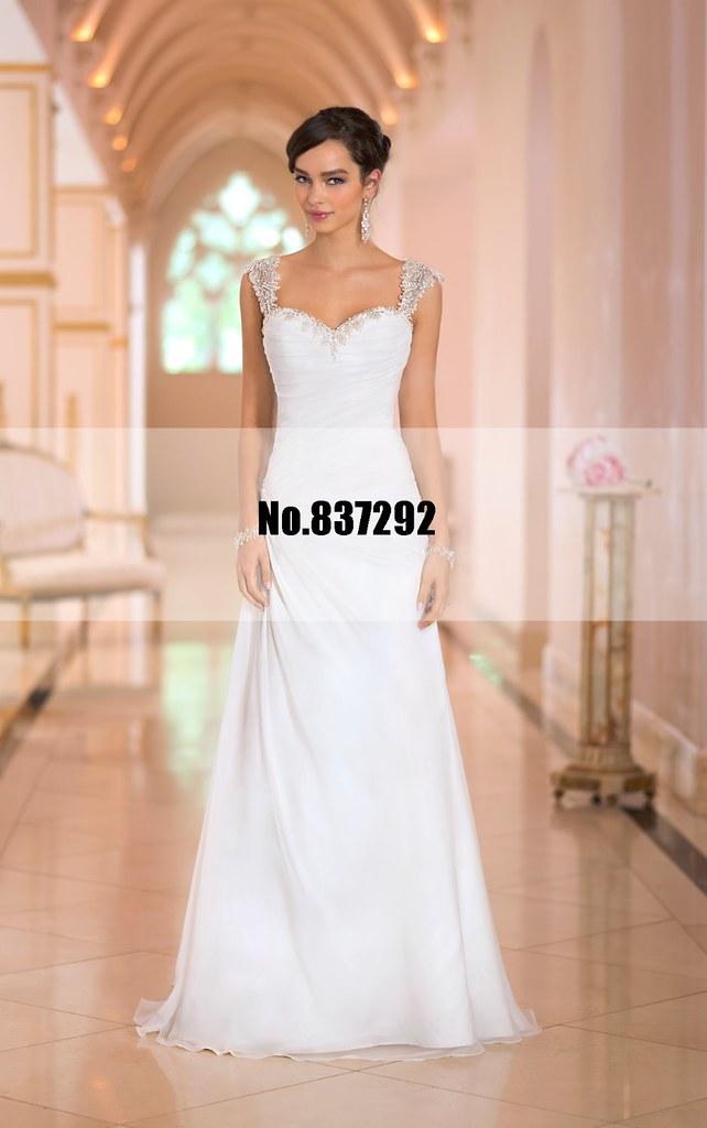 Cheap Plus Size Wedding Gowns Under 100 | via Gown Ideas Blo ...
