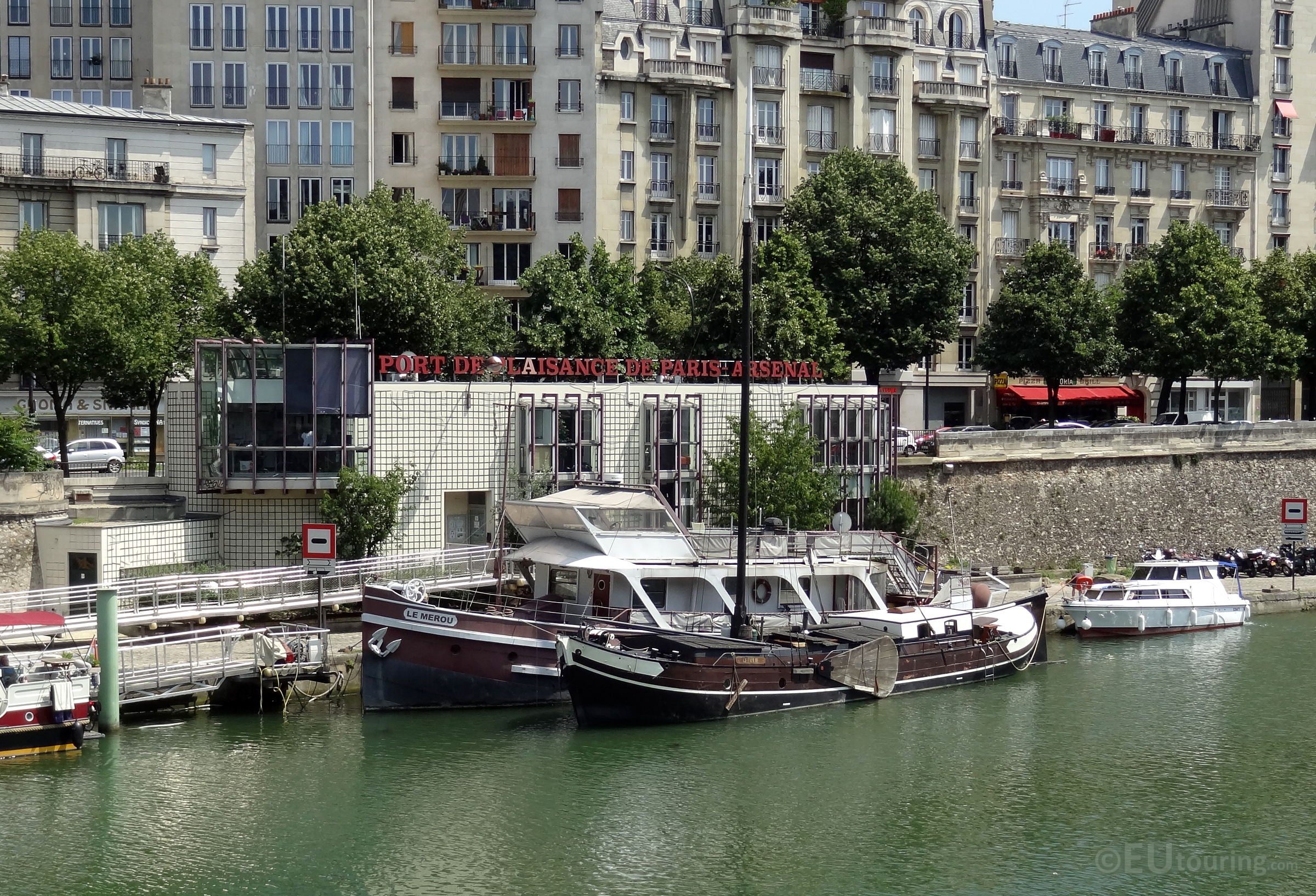 Port de Plaisance de Paris Arsenal