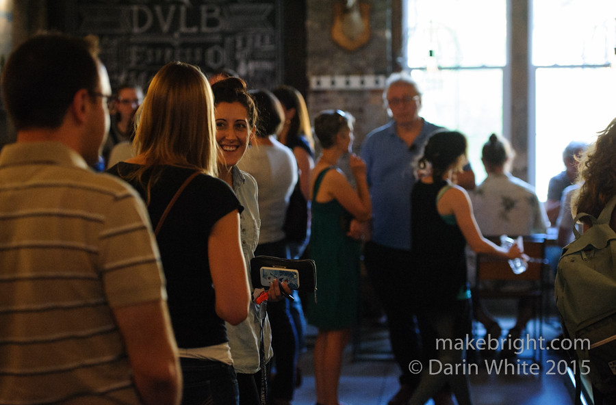 Nancy Forde at DVLB - May 2015 031