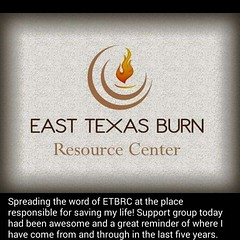 As a burn resource center, we are here to put you at ease, to offer comfort, conquer all your fears, & encourage every burn survivors & their families that everything is going to be alright. Rest assured we will make you feel right at home. #DOM #ETBRC #L