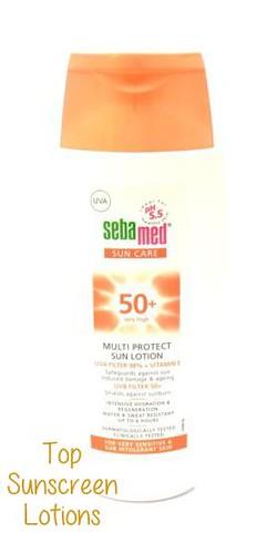 Best Sunscreen Lotion in India #9 - Seba Med Sun Care Lotion SPF50