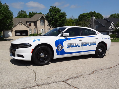 Special Response Security Vinyl Graphics