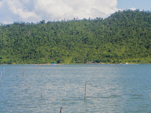 Lake Bito in the Province of Leyte, Eastern Visayas in the Philippines. Photo by Nelia Gabon, BFAR Region VIII