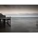 Lone Figure. Cromer Pier, Norfolk. by Paul Greeves