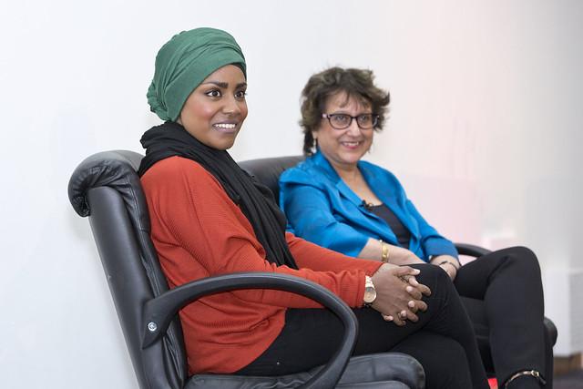 Nadiya Hussain in conversation