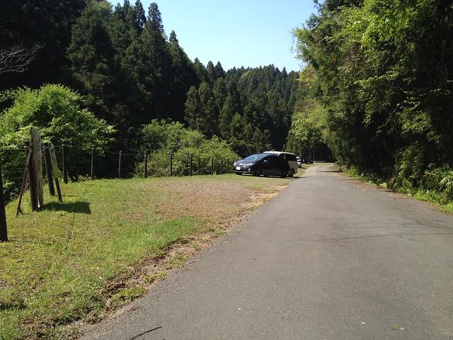 錫杖ヶ岳 加太コース 駐車場