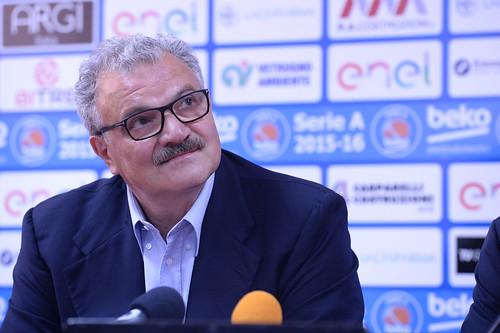 Enel Brindisi presentazione coach Meo Sacchetti259