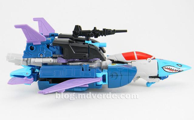 Transformers Doubledealer Voyager - Generations - modo jet