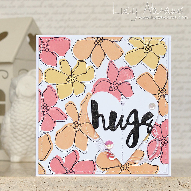 Hugs by Lucy Abrams