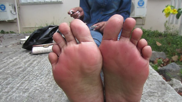 Tall american soles size 9
