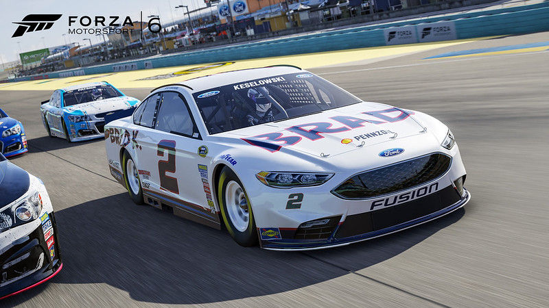 Forza Motorsport 6 NASCAR Expansion Pack Available