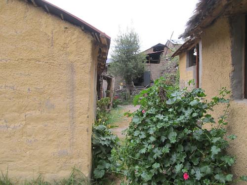 San Juan de Chuccho: les bungalows