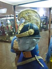 Austro-Hungarian dragoon helmet