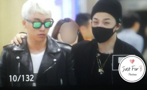 BIGBANG arrival Seoul 2015-10-26 justforb(10 (4)