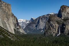 Upper Yosemite Falls from a different perspective • • • • • #travel #nps #yosemite #usa #artofvisuals #athomeintheworld #awesome_earthpix #awesome_photographers #awesomeearth #awesomeglobe #TLPicks #bestplacestogo #discoverglobe #earthfocus #earthpix #exp