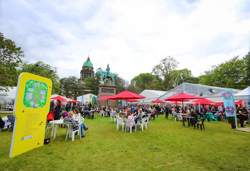 Edinburgh Festivals, Scotland