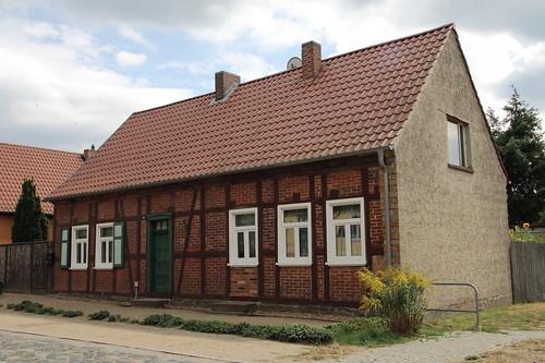 Gebäude Kloster Neuendorf