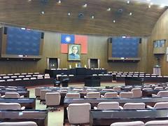 環團抗議立法院箝制新聞自由。攝影:Jiang;圖片來源:維基百科