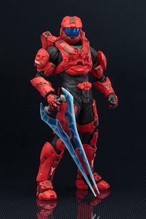 ARTFX+《最後一戰》雷神錘盔甲 斯巴達戰士 紅/藍 雙人套裝