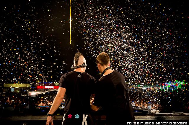 Blasterjaxx - Noites da Queima Porto '15