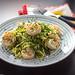 Healthy Zucchini Noodles with Prawns by Kodjii
