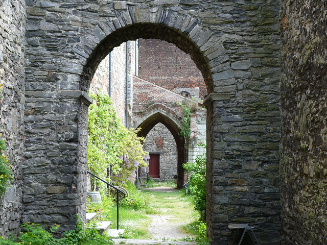 Abadía de San Bavón (Gante, Flandes)