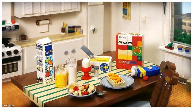 Lego Interior Designs 3 A Gallery On Flickr
