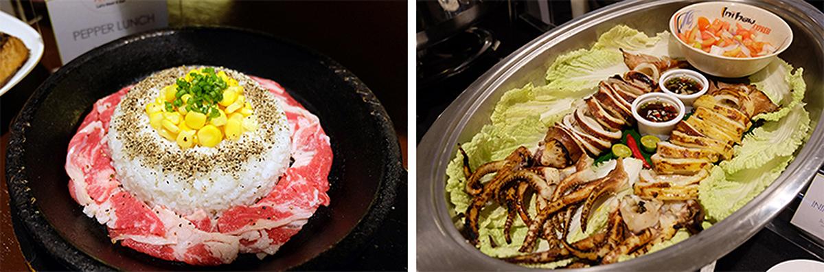 Trice Nagusara SM Fairview Foodcourt
