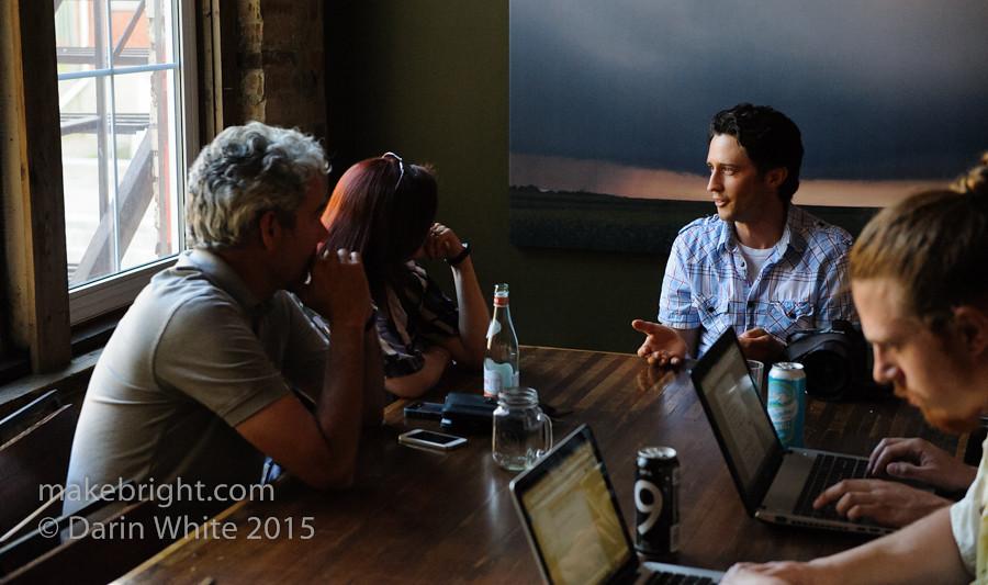 Nancy Forde at DVLB - May 2015 005