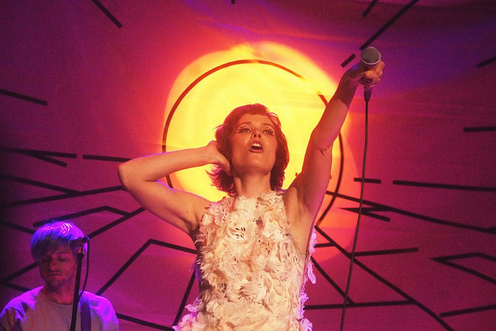 Oh Land @ Bowery Ballroom, NYC 25/05/15