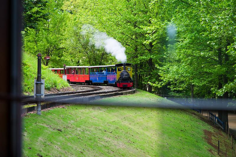 train comes