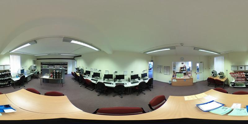 360 Dorset History Centre Family History Room