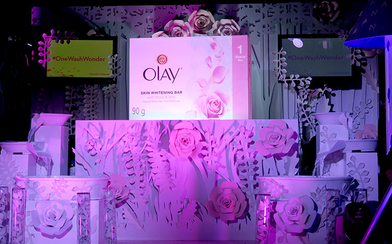 21 Olay Skin Whitening Bar Review Photos Before and After - Gen-zel.com (c)