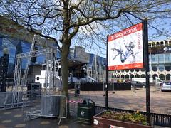 International Dance Festival 2016 Birmingham - stage