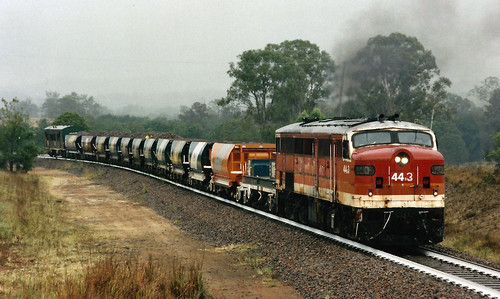 Silverton 44s3 leading loaded ballast.