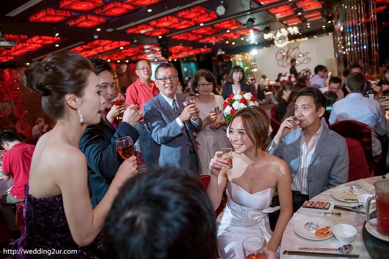 台中婚攝@台中新天地崇德店_144立群&儀婷 訂結婚喜宴