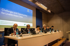 48th Annual Meeting - Joint Seminar with Government of Germany: Challenges and Opportunities for Livable Asian Cities