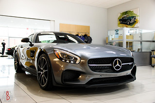 The Mercedes-Benz AMG GTS Edition 1!