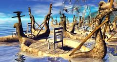 Where's Dim Sum? #306 - Rocking chair
