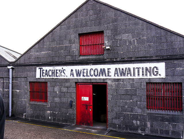 photo - Warehouse No. 5, Ardmore Distillery