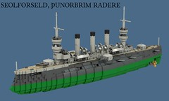 Seolforseld, Þunorbrim-class cruiser