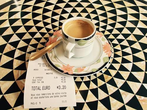 Cher café ! Café Kléber avenue Kléber