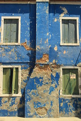 Old house in Burano.