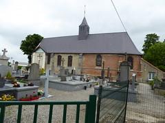 Wulverdinghe, l'église St Martin