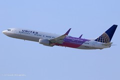 N66848_B739SWL_United Airlines_March of Dimes cs