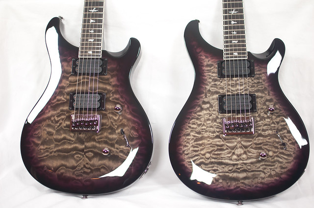 Prs Mark Holcomb Se Review Wired Guitarist
