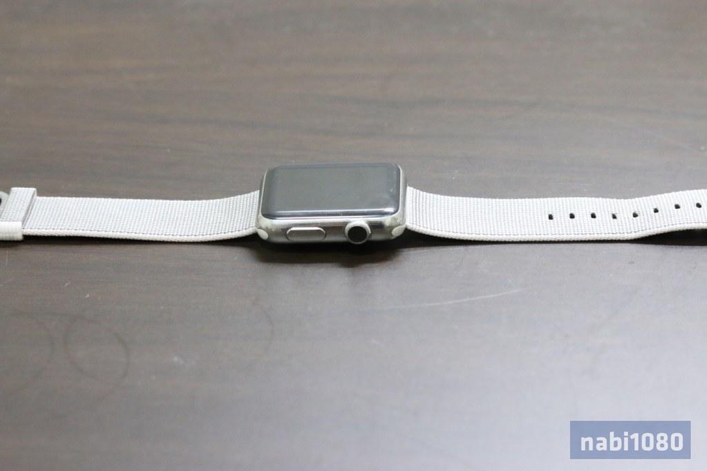 Apple Watch ウーブンナイロンバンド19