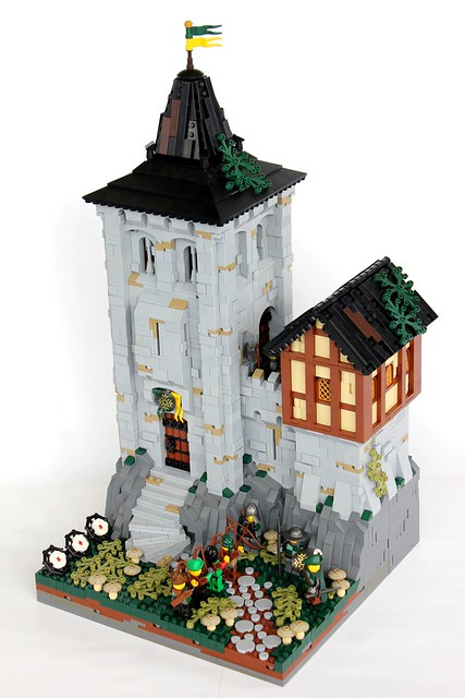 Open And Shut A Case Of Lego Castle Sweetness The