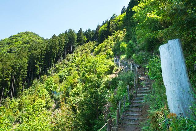 Kumano Kodo detour
